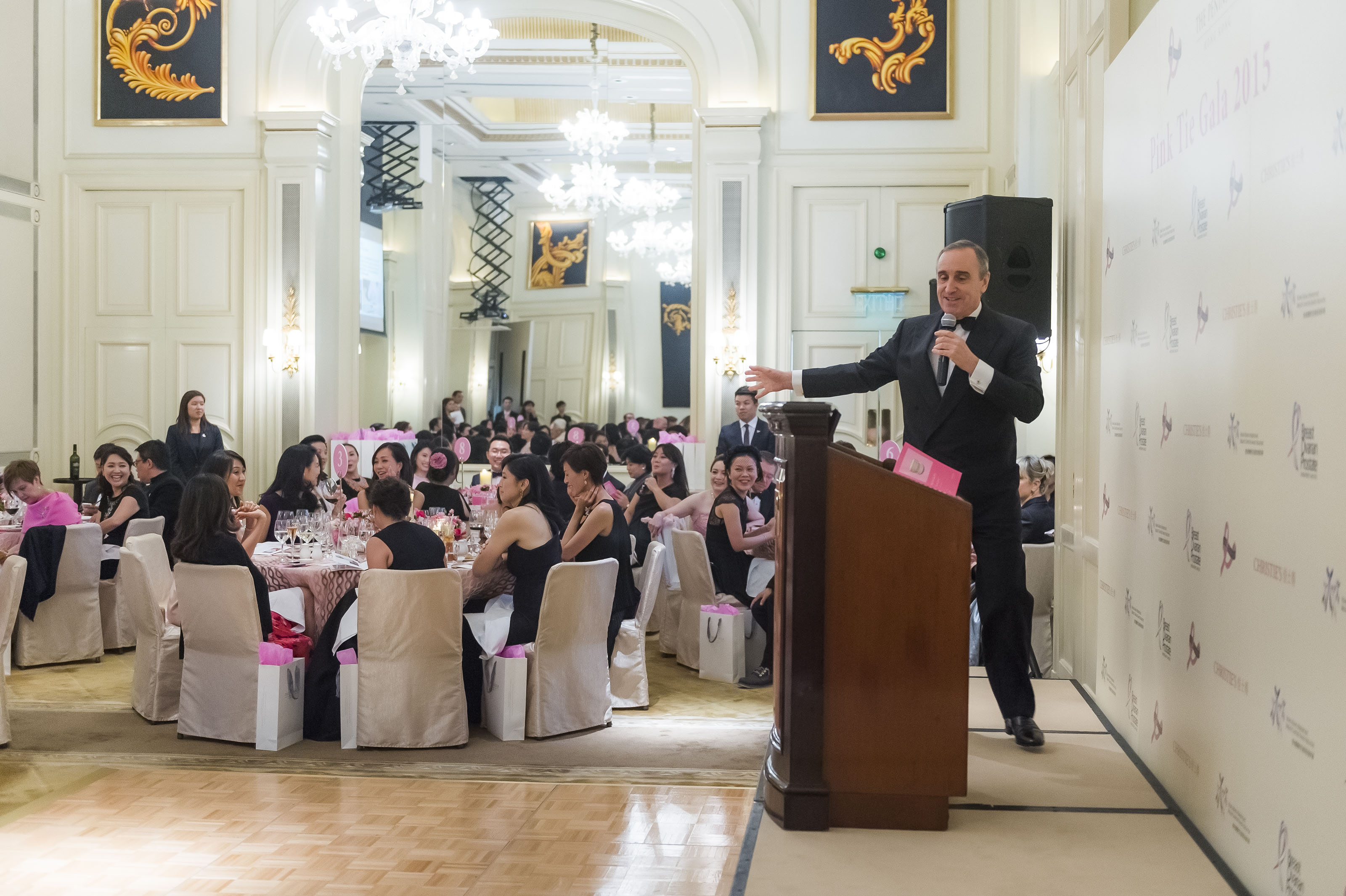 Peninsula Pink Tie Gala 2015 All the moments inbetween 262